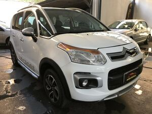CITROËN AIRCROSS 1.6 EXCLUSIVE Branco 2012