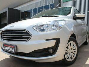 Ford KA 1.5 SE 16V Prata 2019