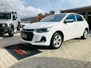 Chevrolet Onix 1.0 Premier Turbo Branco 2020