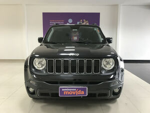 Jeep Renegade 1.8 Longitude Preto 2019