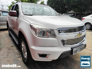 CHEVROLET S10 2.8 LTZ 16V TURBO Branco 2013