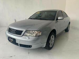 Audi A6 2.4 V6 Prata 1999