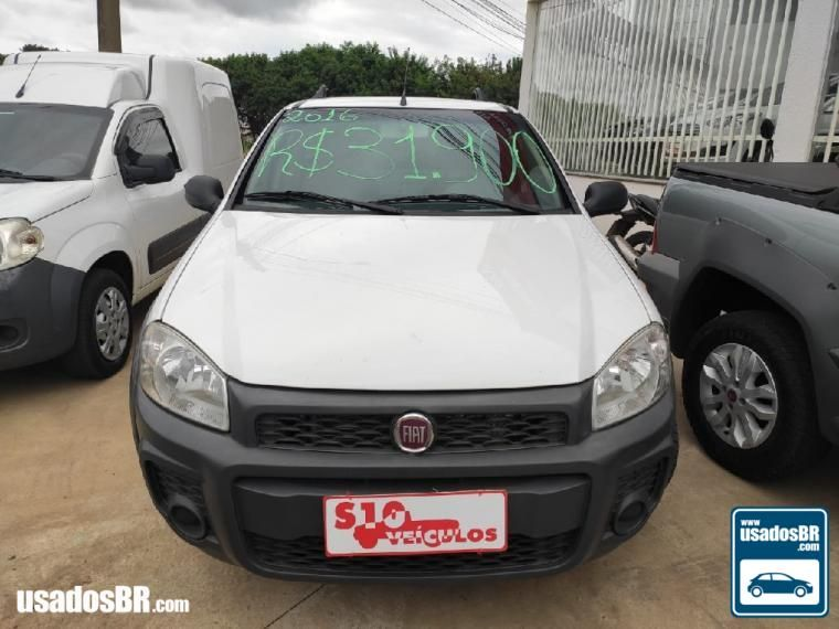 FIAT STRADA CS 1.4 WORKING