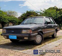 Ford Del Rey 1.6 GL Cinza 1988