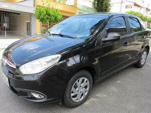 Fiat Siena 1.4 EL 8V Preto 2014