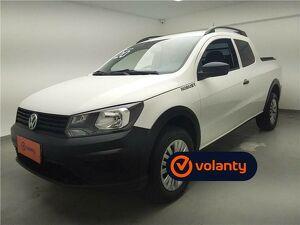 Volkswagen Saveiro CD 1.6 Robust Branco 2020