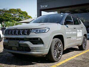 Jeep Compass 1.3 T270 Turbo Sport Branco 2022