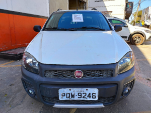FIAT STRADA CD 1.4 HARD WORKING Branco 2016