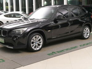 BMW X1 2.0 18I Preto 2011