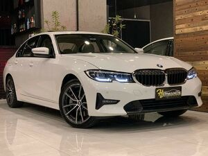 BMW 330i 2.0 Turbo Sport Branco 2020
