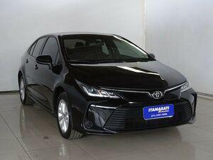 Toyota Corolla 2.0 GLI Preto 2020
