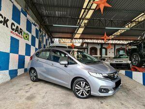 Honda FIT 1.5 EXL Prata 2019