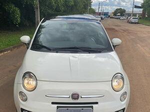 Fiat 500 1.4 Sport 16V Branco 2012