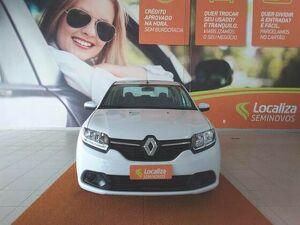 Renault Logan 1.0 Expression Branco 2020