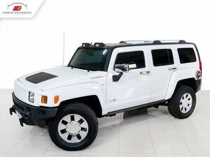 Hummer H3 3.5 20V Branco 2007