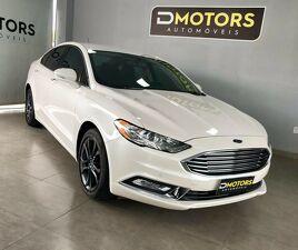 Ford Fusion 2.0 SEL 16V Branco 2018