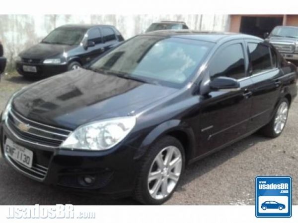 CHEVROLET VECTRA 2.0 EXPRESSION 8V Preto 2010