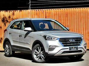 Hyundai Creta 2.0 Prestige Prata 2019