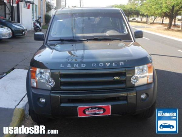 LAND ROVER DISCOVERY 3 2.7 S TURBO V6 Verde 2007