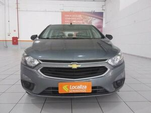 Chevrolet Onix 1.0 Plus Cinza 2020
