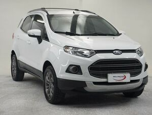 Ford Ecosport 2.0 Freestyle 16V Branco 2015