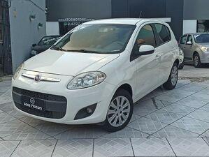 Fiat Palio 1.6 Essence 16V Branco 2013