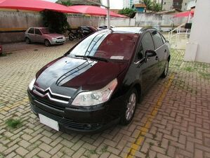 CITROËN C4 2.0 PALLAS EXCLUSIVE Preto 2008