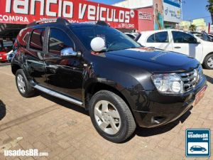 RENAULT DUSTER 1.6 EXPRESSION Preto 2014