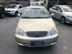Toyota Corolla 1.8 XEI Dourado 2004