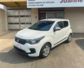 Fiat Mobi 1.0 Like Branco 2018