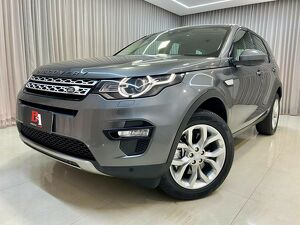 Land Rover Discovery Sport 2.0 HSE SI4 Cinza 2019