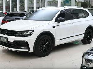 Volkswagen Tiguan 2.0 350 TSI Allspace R-line Branco 2019