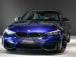 BMW M4 3.0 Coupé I6 Azul 2020