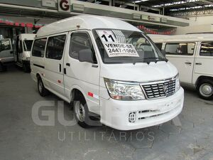 Jinbei Topic 2.0 Passageiro Branco 2011