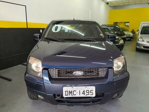 Ford Ecosport 1.6 XL Azul 2004