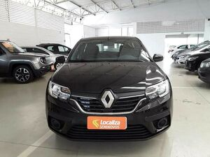 Renault Sandero 1.0 12V SCE ZEN Preto 2020
