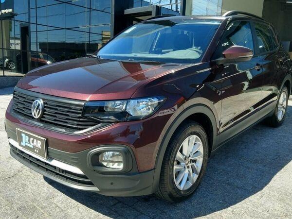 Volkswagen T-cross 1.0 200 TSI Vinho 2020
