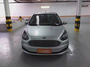 Ford KA 1.5 Ti-vct 100 Anos Prata 2020