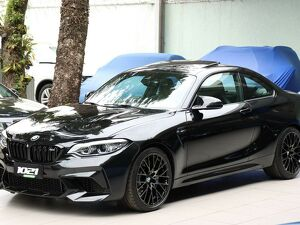 BMW M2 3.0 I6 Competition Coupé M Preto 2021