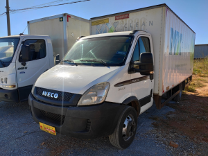 IVECO DAILY 70C17 TURBO INTERCOOLER Branco 2013