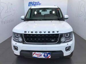 Land Rover Discovery 3.0 S TD6 V6 Branco 2015