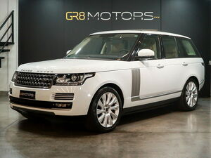 Land Rover Range Rover Vogue 4.4 SE SD V8 Branco 2013
