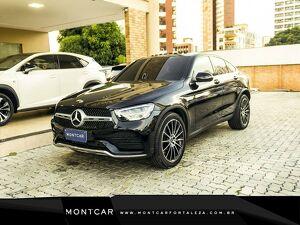 Mercedes-benz GLC 300 2.0 CGI Coupé Preto 2020