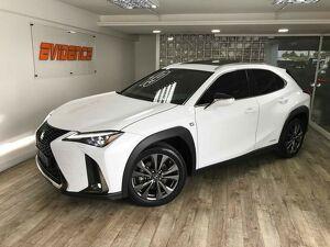 Lexus UX 250H 2.0 F-sport Hybrid Branco 2019