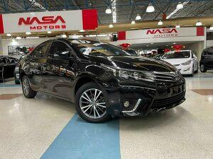 Toyota Corolla 1.8 GLI Preto 2017