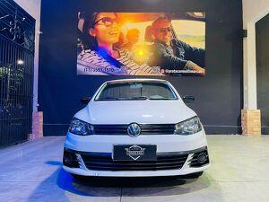 Volkswagen Gol 1.0 Trendline Branco 2018