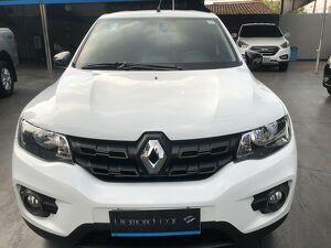 Renault Kwid 1.0 Intense Branco 2020