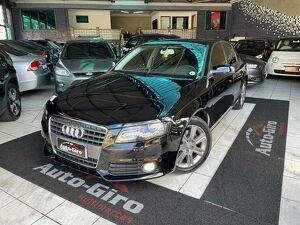 Audi A4 2.0 Ambiente Preto 2011