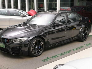 BMW M3 3.0 6 Cilindros Preto 2017