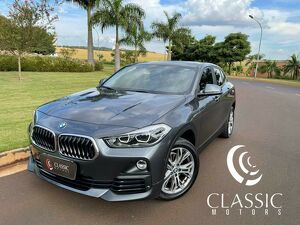 BMW X2 1.5 12V Sdrive18I GP Cinza 2020